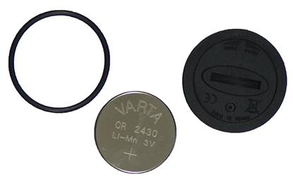 CRESSI BATTERY KIT LEONARDO/GIOTTO (bat CR2430 3V)
