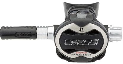 CRESSI T10 SC/MASTER CROMO REGULATOR INT