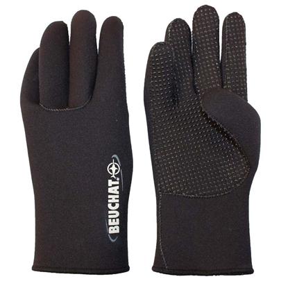 Beuchat rokavice 3mm črna