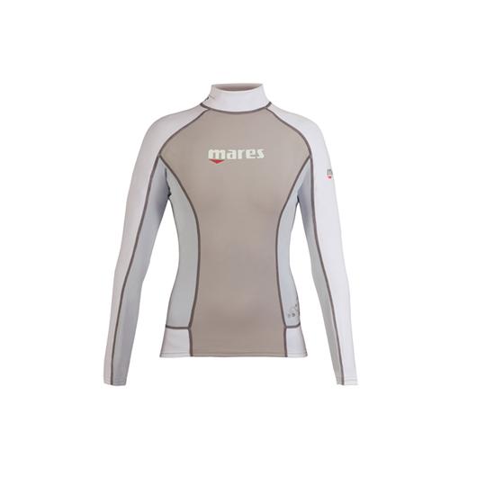 Mares Trilastic Long UV 50% ženska majica z dolgimi rokavi