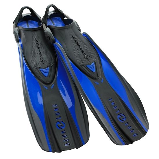 Aqualung X-SHOT plavuti modra