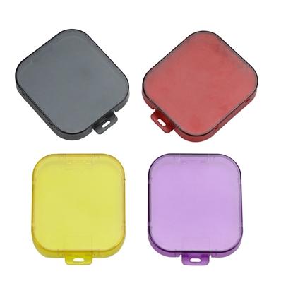 GoPro filter različne barve