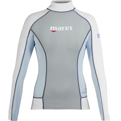 Mares Trilastic SheDives Lycra UV50% ženska majica z dolgimi