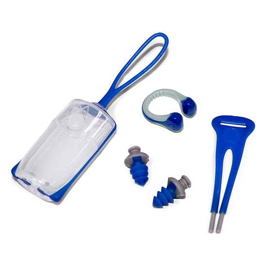 AquaSphere sponka za nos in zamaški za ušesa set