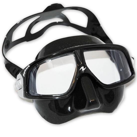 Aqualung Sphera maska črna
