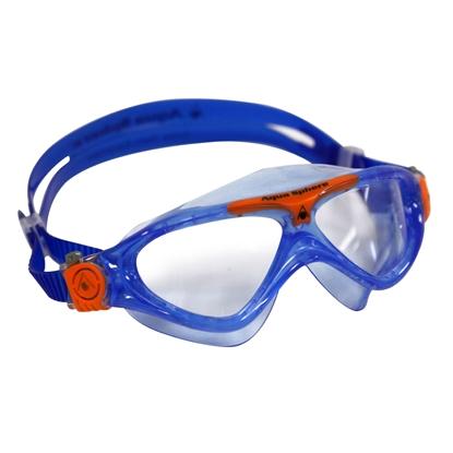 AquaSphere Vista jr. plavalna očala moder okvir/oranžna