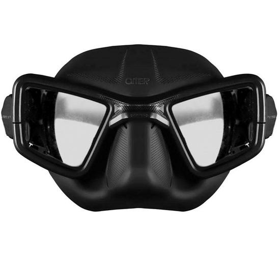 Omer Umberto Pelizzari UP-M1 črna maska
