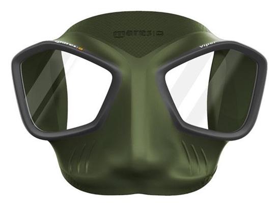 Mares Viper maska zelena