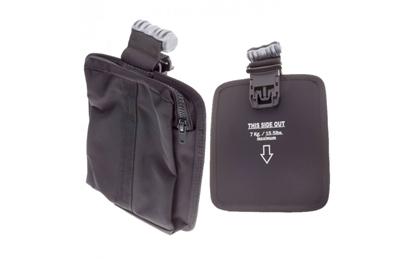 CRESSI LOCK AID SYSTEM (S300 XS S/TRAVELIGHT/AIRTRAVEL) Žepek za uteži za kompenzatorje