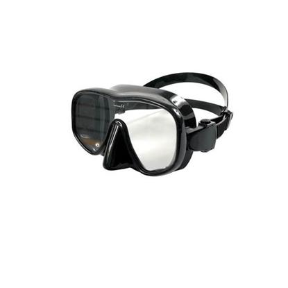 InWater Mica maska črn silikon