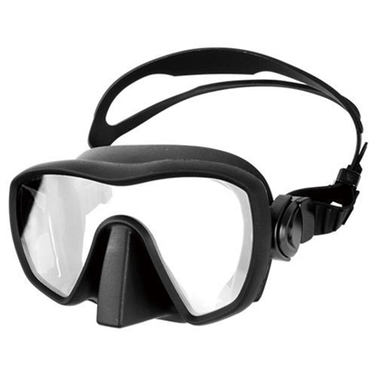 InWater Black maska črn silikon