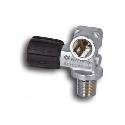 ScubaTech Ventil M25x2, S/R 300Bar