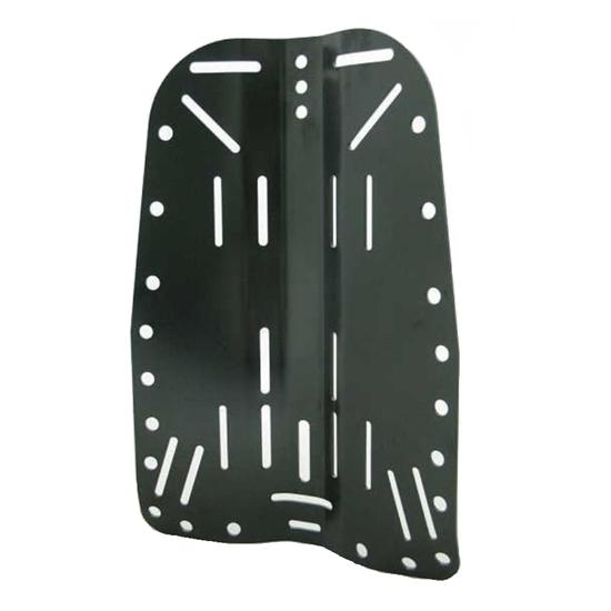 InWater AISI 304 Black plošča za kompenzator plovnosti, wing črna