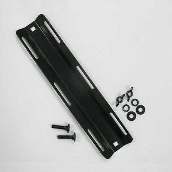 InWater AISI 304 Black STA kontraplošča za kompenzator plovnosti, wing