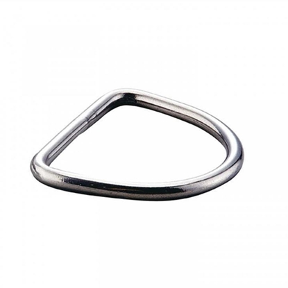 InWater D-ring inox za kompenzator plovnosti raven