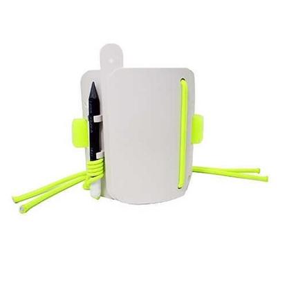 InWater Zapestna ploščica za pisanje pod vodo s pisalom, tremi listi in elastično vrvico