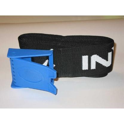 InWater Potapljaški pas najlonski z najlonsko modro zaponko