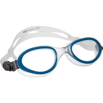 Salvimar Aria plavalna očala moder okvir/prozorne leče
