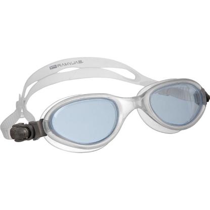 Salvimar Aria plavalna očala prozoren okvir/modre leče