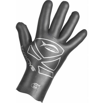 Salvimar Skinwind rokavice neoprenske 3mm črna