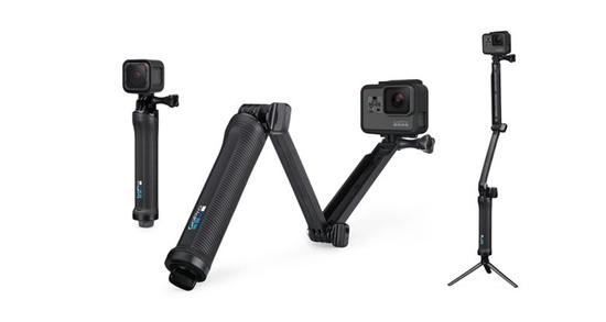 GoPro GoPro 3-delni nosilec