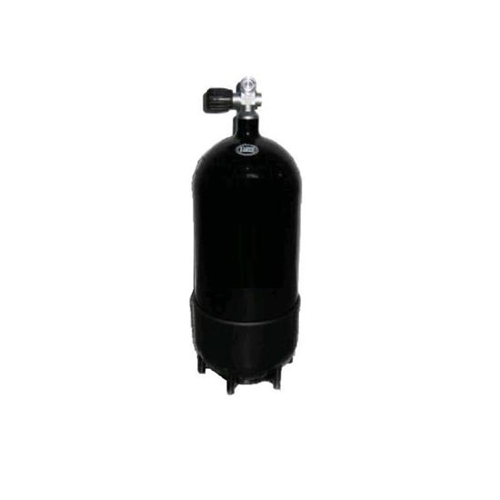 Picture of Faber Jeklenka 12L nizka ventil-1 izhod + PVC copat
