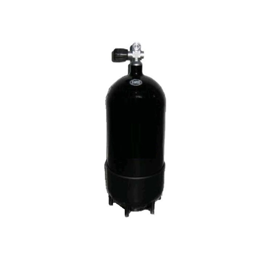 Picture of Faber Jeklenka 12L nizka ventil-2 izhoda + PVC copat