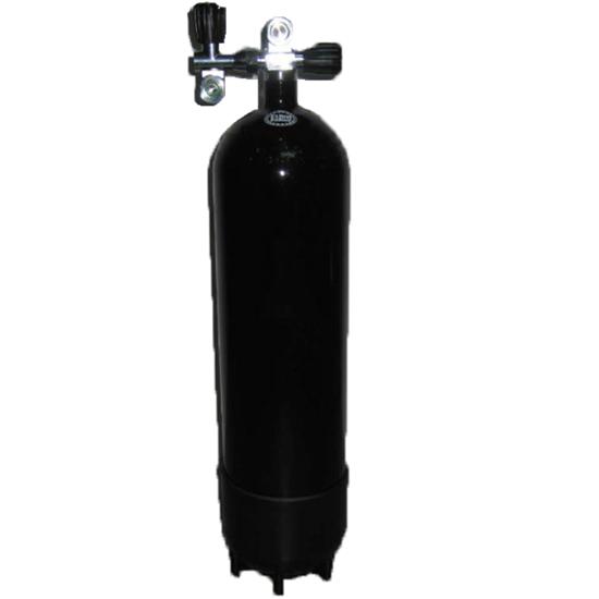 Picture of Faber Jeklenka 12L visoka ventil-2 izhoda + PVC copat