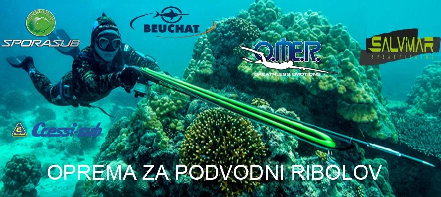 Podvodni ribolov