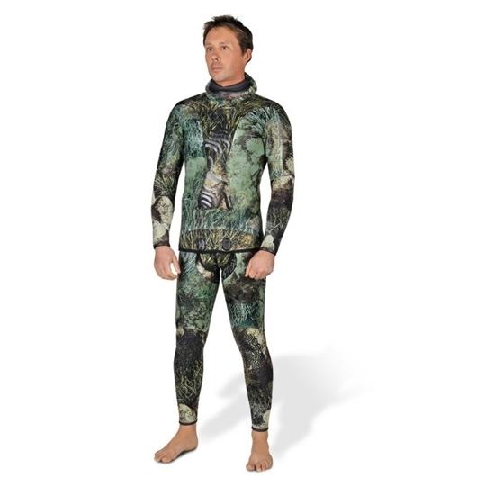 Picture of Sporasub Seaweed 3D maskirna obleka 7mm vel.S