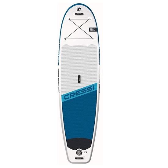 Cressi Haikili napihljiv SUP 323cm   bela/modra