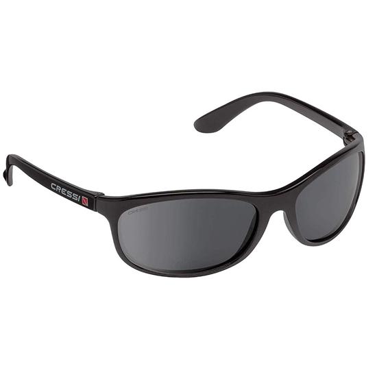 Cressi Rocker sončna očala črn okvir / smoked leče