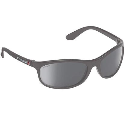 Cressi Rocker sončna očala siv okvir / črne mirror leče