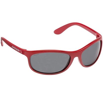 Cressi Rocker sončna očala rdeč okvir / smoked leče