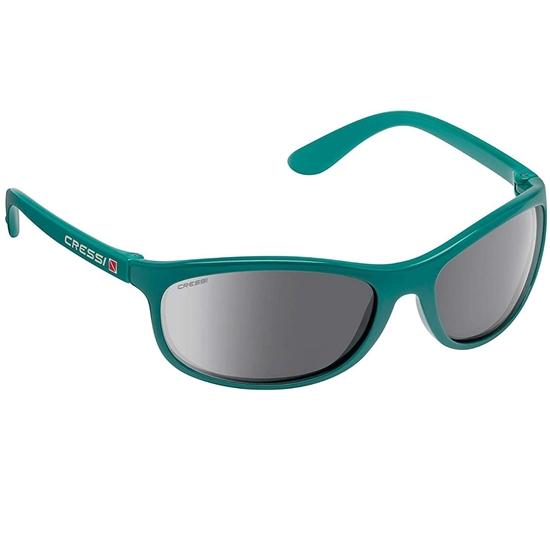 Cressi Rocker sončna očala turkizen okvir / sive mirror leče