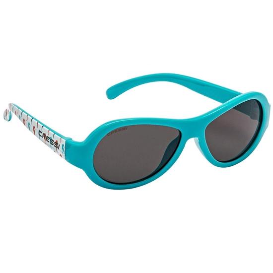 Cressi Scooby otroška sončna očala 3-5 let morski konjiček smoked leče