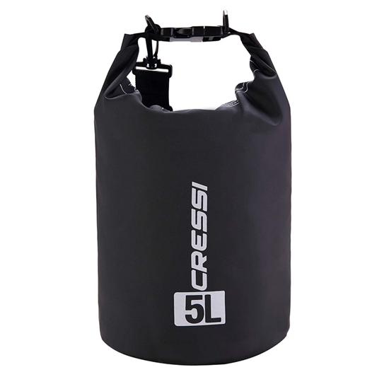 Cressi Dry Bag z naramnico  črna