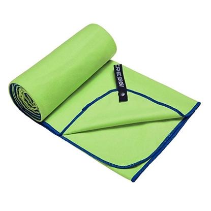 Cressi Microfibre Bicoloured brisača    zeleno modra