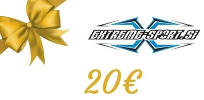Picture of Vrednosti bon 20€