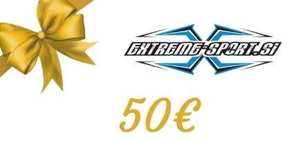 Picture of Vrednosti bon 50€