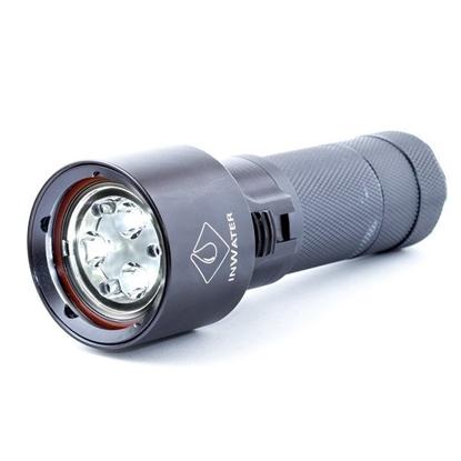 Picture of InWater TC06 MK2 akumulatorska podvodna LED svetilka
