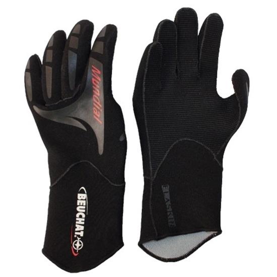 Beuchat  Mundial rokavice 2mm  črna XL/XXL