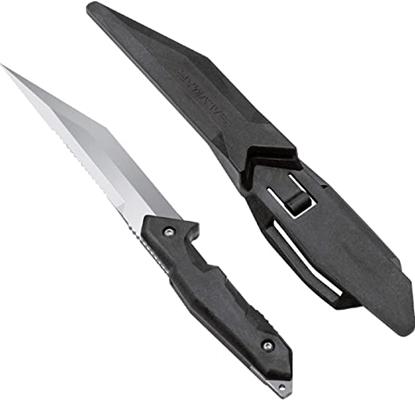 SALVIMAR Ares nož črn