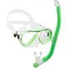 CRESSI Estrella Jr maska + Top dihalka    zelena