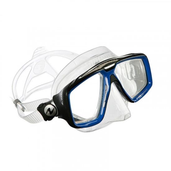 Aqualung  Look HD maska   Prozorna/črna/modra
