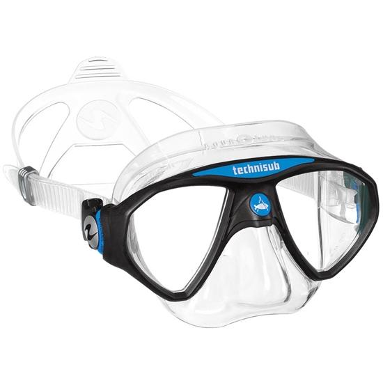 Aqualung Micro mask    prozorna/modra