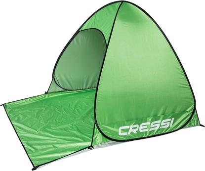 Cressi šotor za na plažo   zelena  165x150x110cm,