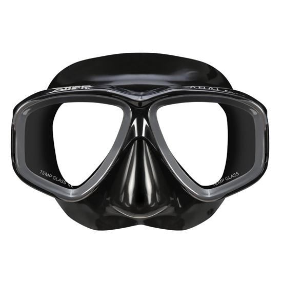 Omer Abalon maska    črna