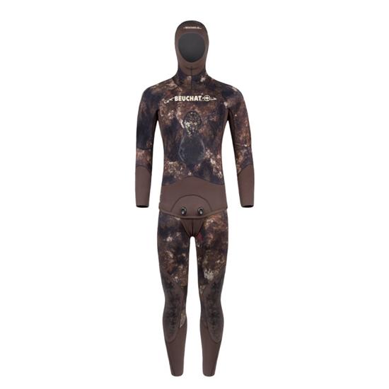 Beuchat Rocksea Trigocamu wide lovska obleka 7mm