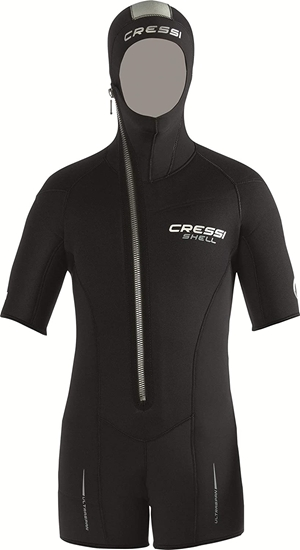 Cressi Shell Jacket moška nadobleka 5mm